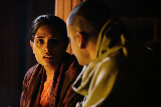 manoj bajpai, wife Nagma, in gangs of wasseypur, directed by Anurag Kashyap