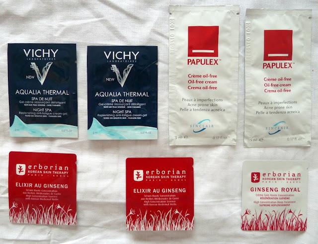 french creams samples