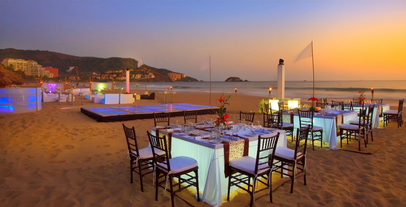 Mgc dise o de interiores bodas en la playa los mejores - Mgc diseno de interiores ...