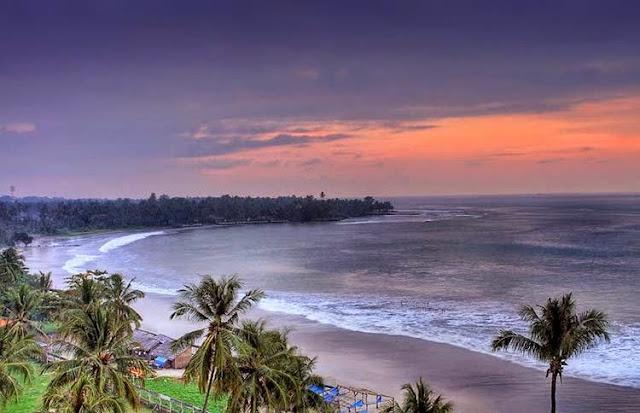 Tempat Wisata Pantai di Anyer