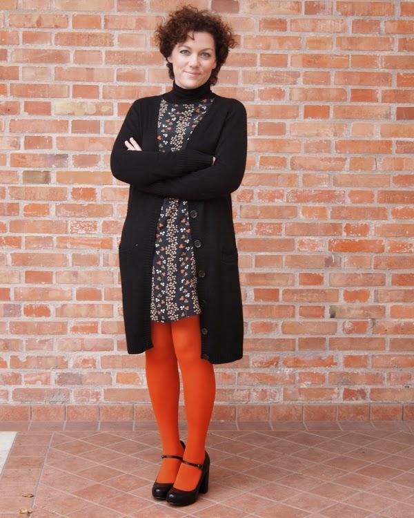 outlet nuovo di zecca scopri le ultime tendenze Le muse di Kika: Collant arancioni? 12 idee per abbinarli ...