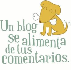 COMENTA ANTES DE IRTE