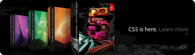 Adobe CS 5 Master Collection