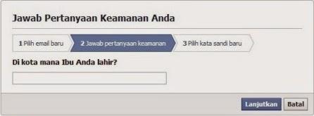 cara hack facebook langkah 3b