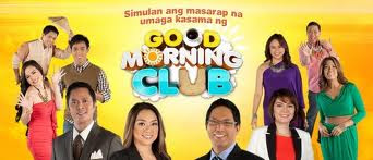 Good Morning Club (TV5) – 29 May 2013