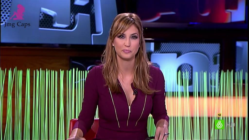 SANDRA SABATES, EL INTERMEDIO (13.10.15)