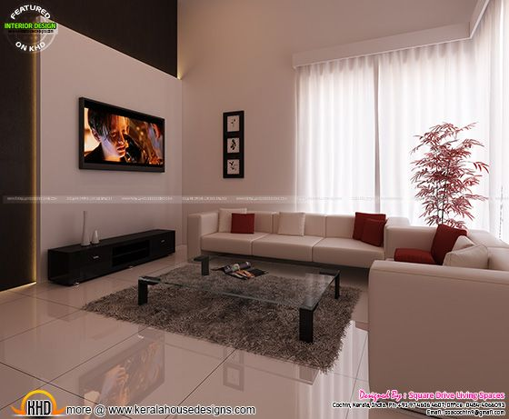Kerala living room interior