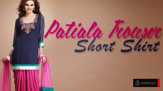 Hairstyles For Short Hair On Salwar Suits : ... Girls LatestPunjabi Patiala Suits for 2015 - falk hairstyles she9