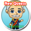 FarmVille Return to England Quests Icon