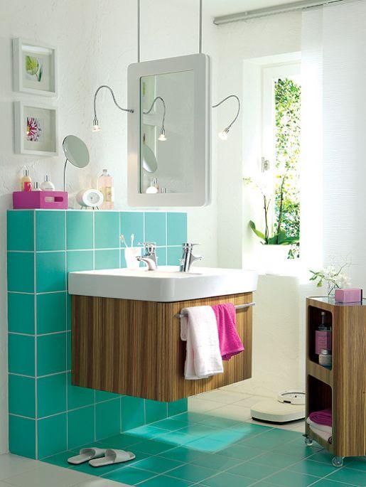 DIY Decoração Decorando banheiros -> Reformar Banheiro Pequeno Pouco Dinheiro