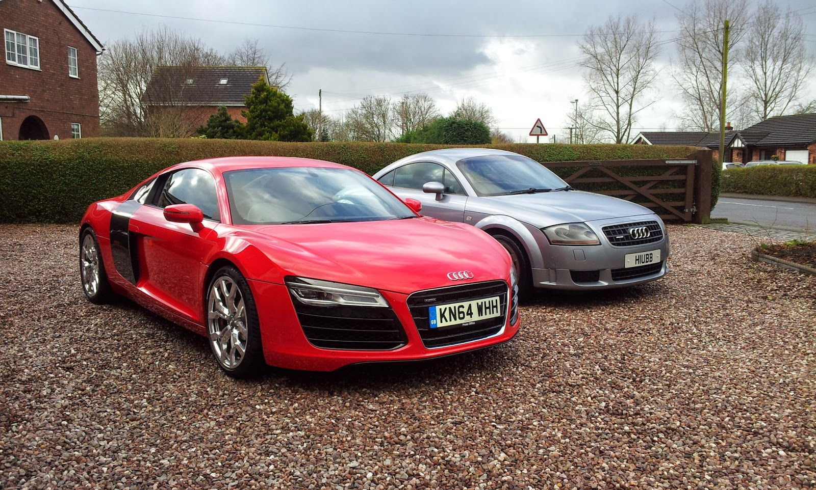 Supercar Diary Part Two Getting To Grips With The Audi R8