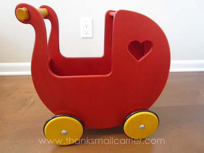 HABA Doll Pram review