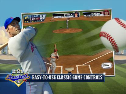 R.B.I. Baseball 14 Android Apk +obb