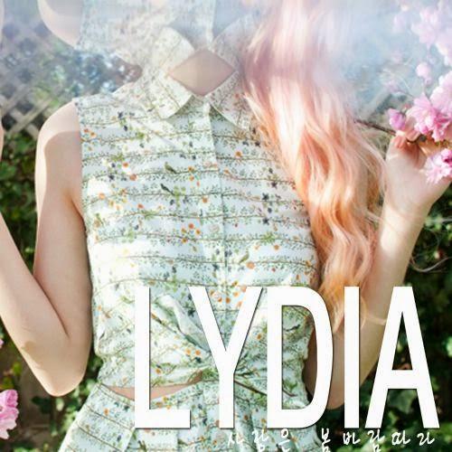 [Single] Lydia – 사랑은 봄바람따라