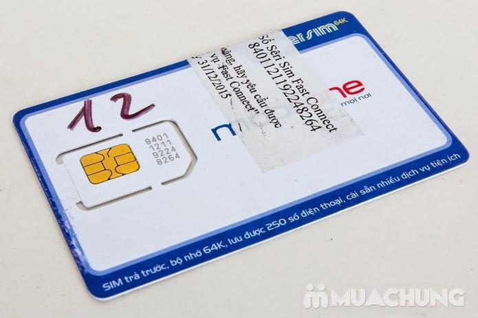 SIM 3G MOBIFONE tài khoản 23gb tốc độ cao
