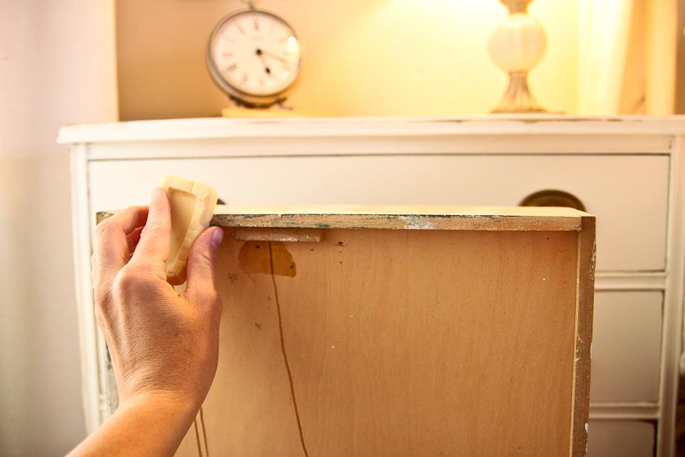 making wooden drawers slide easily 2