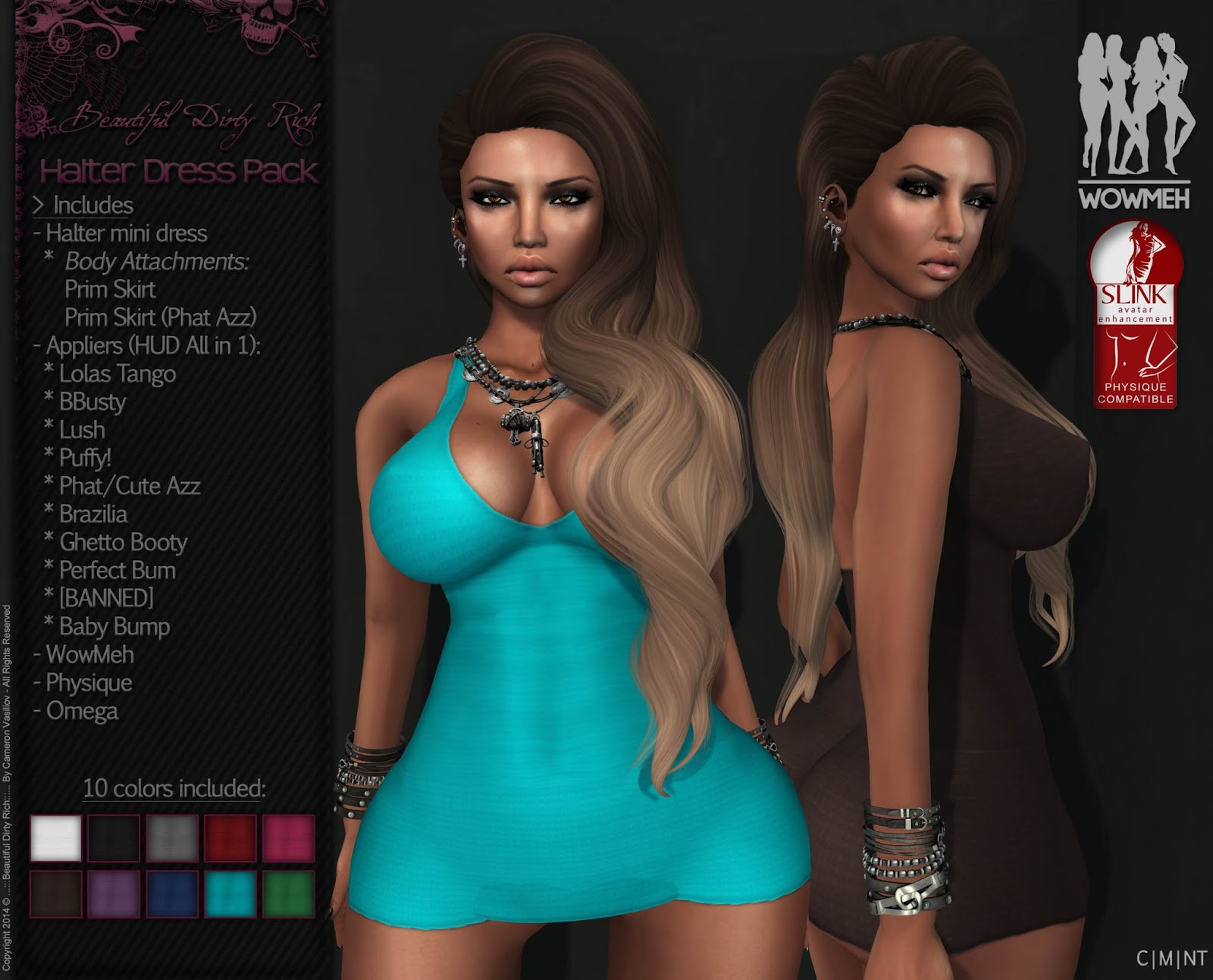 https://marketplace.secondlife.com/p/BDR-Halter-Dress-Pack-Update-WowMeh-Physique-and-Omega-appliers-added/5770523