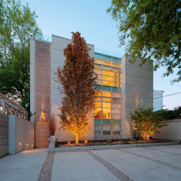Modern house, Cecconi Simone