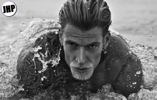 Robert Vidal hot model