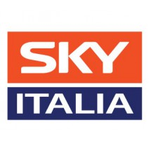 Instalação parabólica Sky Itália