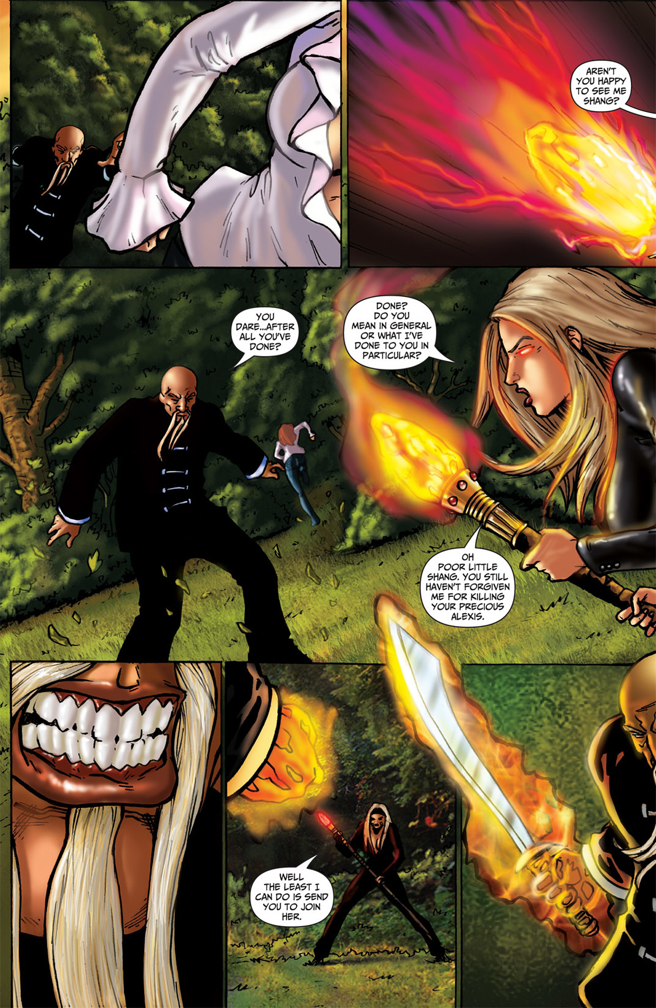 Grimm Fairy Tales (2005) Issue #43 #46 - English 11