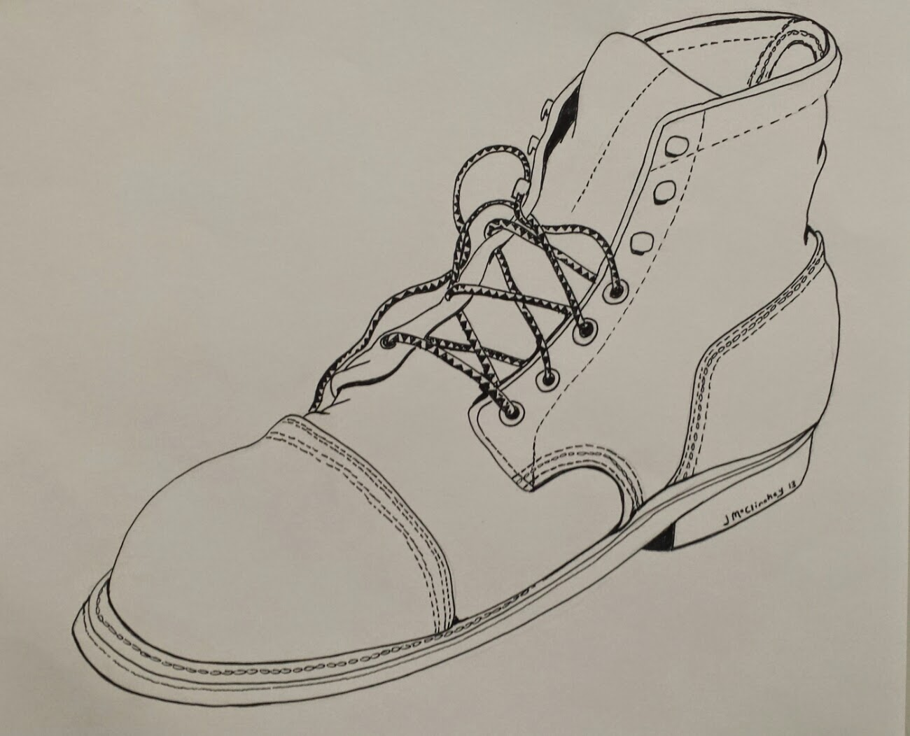 Contour Line Drawing In Art : Project art a day lesson i can t resist it contour line drawing