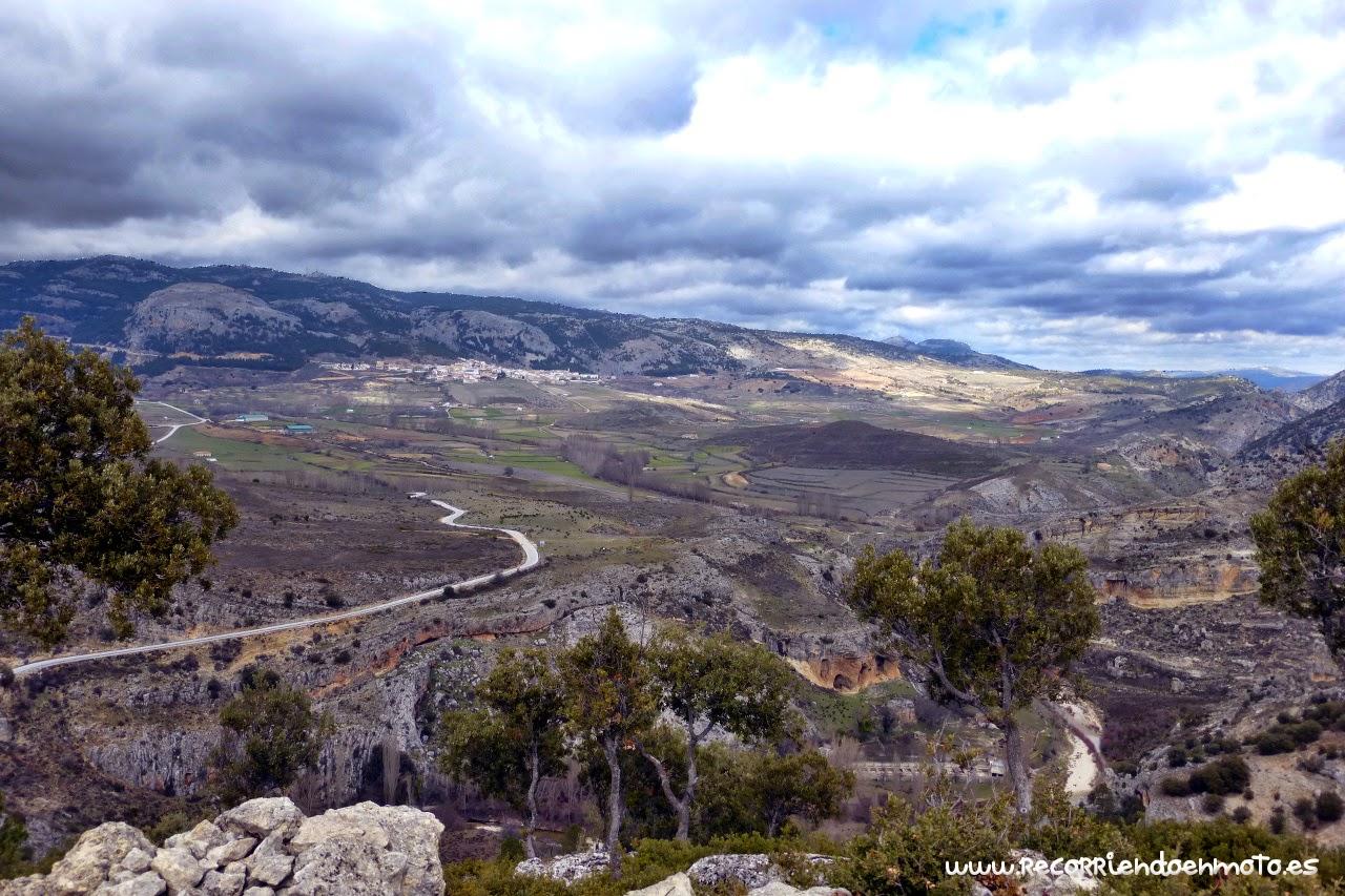 Vista de Santiago de la Espada