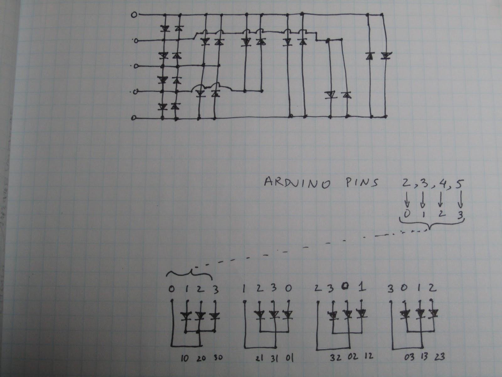 8x8x8 rgb led cube instructions