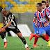 Com dois jogadores a mais, Bahia vira para cima do Botafogo