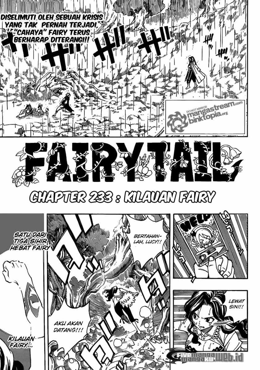 Baca Manga, Baca Komik, Fairy Tail Chapter 233, Fairy Tail 233 Bahasa Indonesia, Fairy Tail 233 Online