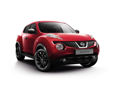 2012 Nissan Juke Kuro Edition Wallpaper