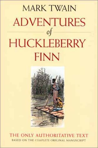 an examination of the narrative voice of huck finn in the novel of mark twain While there are a variety of costumes and literal disguises in puddn'head wilson by mark twain to separate the literal and metaphorical disguises in this novel by mark twain the american by henry james and huck finn by mark twain comparison essay of my.