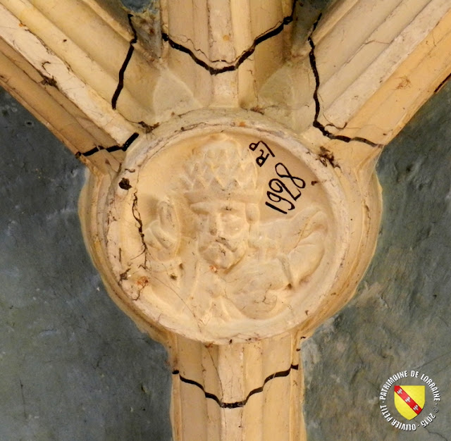 MAUVAGES (55) - Eglise Saint Pantaléon (Intérieur)