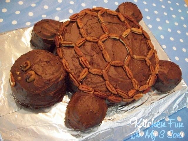 ice cream cake recipe sea turtle ice cream cake by chocolate cake ice ...