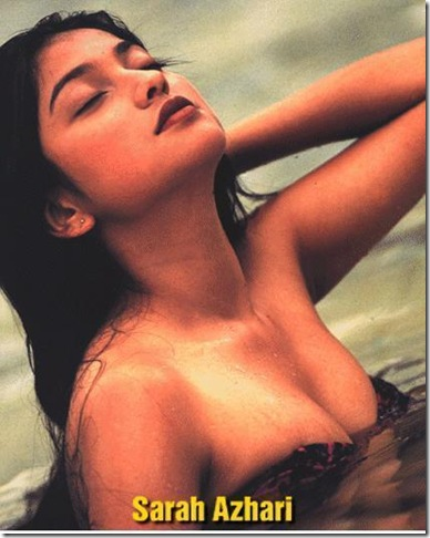 video sex sarah azhari anal