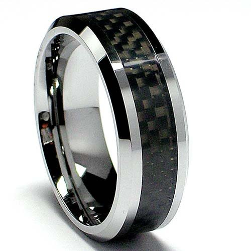 wedding rings carbon fiber wedding rings With carbon wedding ring
