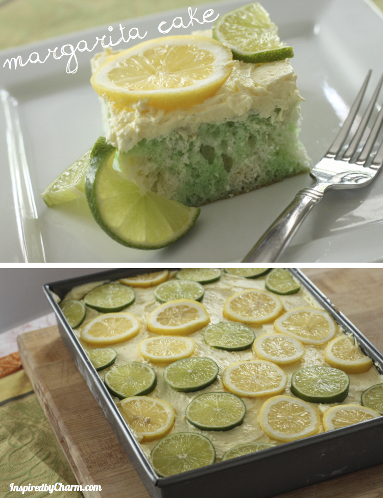 Make This Margarita Cake Your Summer Party's Centerpiece - Inspired by ...