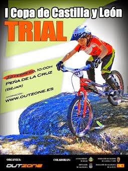 I Copa de CyL de Trial 2015