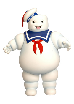 Ghostbustersmania Com Toys Stay Puft Marshmallow Man