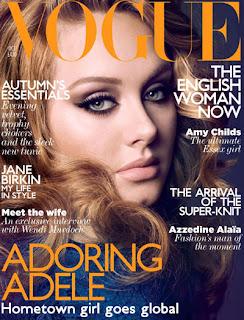 Adele na Vogue UK