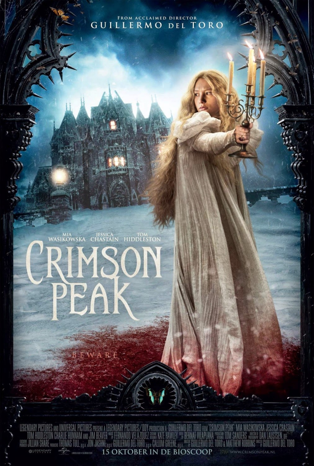 Crimson Peak CRIMSON PEAK - New Tra...