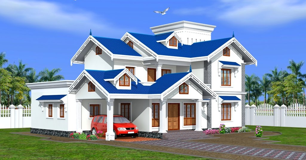 3450 sqft 4 bedroom indian bungalow designs home design for Indian bungalow house designs