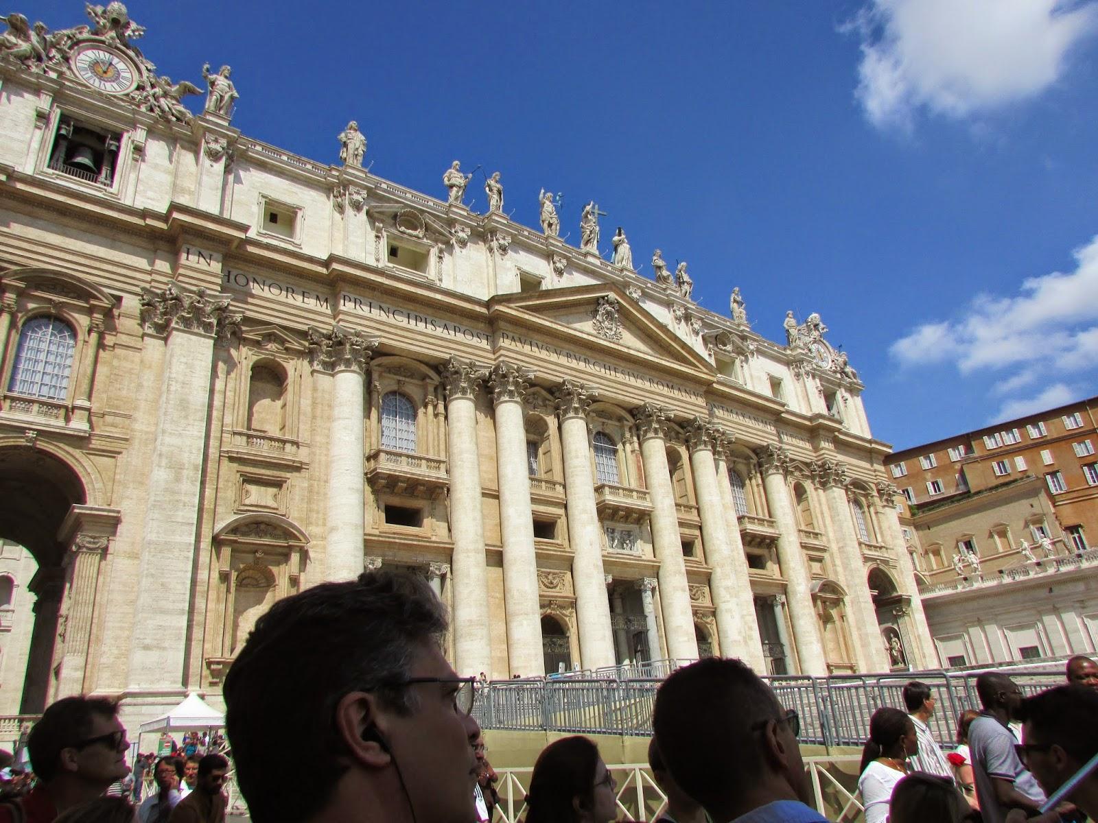 Itália, Roma, turismo, Europa, Italy, travel, trip, viagem, Italia, Vaticano, Basília de São Pedro