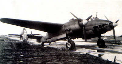 Один из четырех экземпляров фоторазведчика Ту 2Р