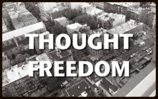 THOUGHT FREEDOM - Expression