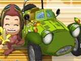 Monkey Go Kart