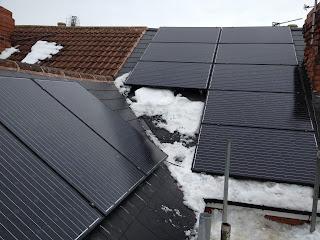 12 x 250w Phono Solar Panels