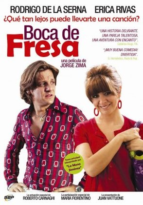 Ver Boca de fresa (2010) Online
