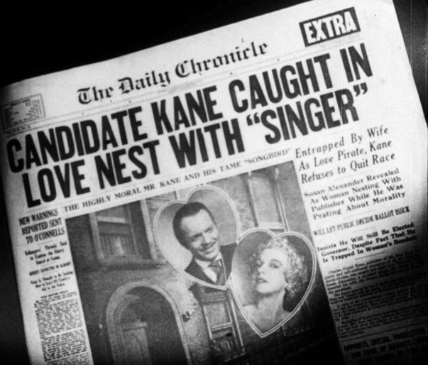 similarities between charles foster kane from citizen kane and william randolph hearts William randolph hearst who was the real life parallel to the character charles foster kane  start studying citizen kane learn vocabulary, terms, and more with .