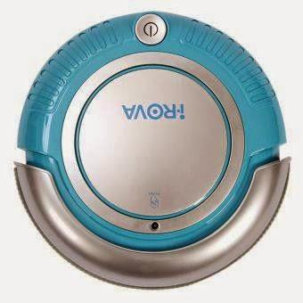 I-ROVA Robot Vacuum Cleaner